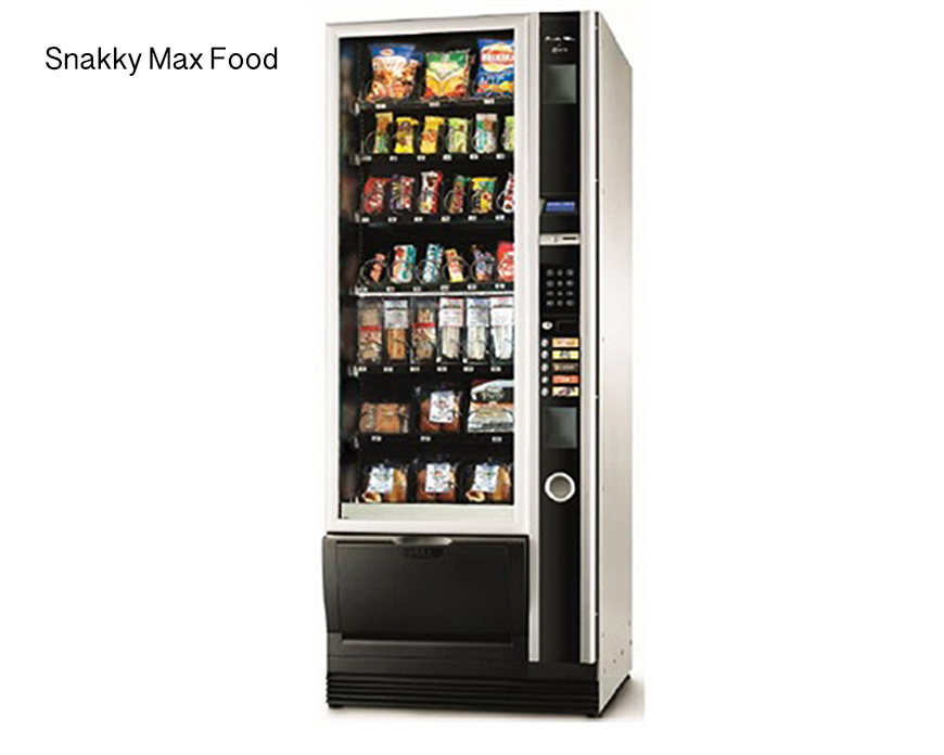 Máquina automatizada Snakky max Food duo machine